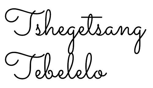 Tshegetsang Tebelelo