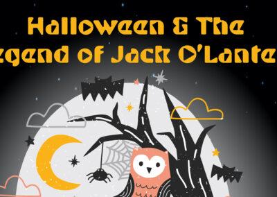 Halloween & the Legend of Jack O'Lantern